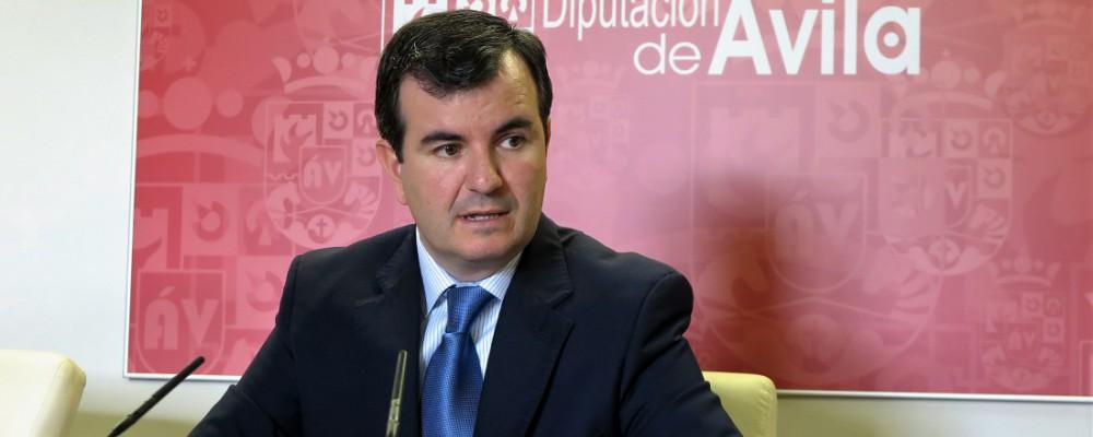 La Diputación de Ávila ayuda con medio millón de euros a realizar obras en infraestructuras hidráulicas en más de un centenar de municipios