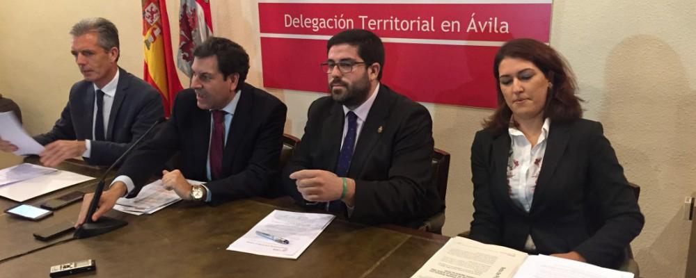 El Plan de Empleo Agrario para Ávila invierte más de dos millones de euros para contratar a 371 trabajadores eventuales agrarios en 43 municipios de la provincia para realizar proyectos