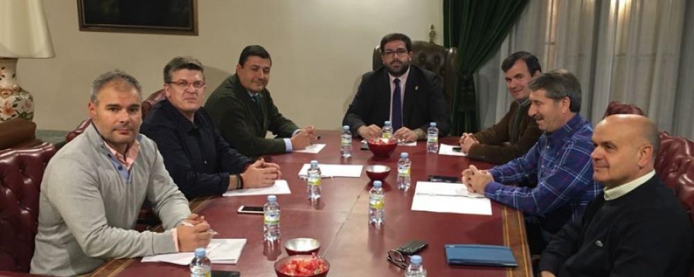 La Mesa del Diálogo Social Provincial celebrará a principios de enero la primera comisión de seguimiento del Plan Industrial 'Ávila 2020'
