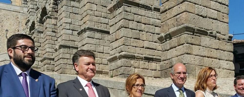 El presidente de la Diputación plantea flexibilizar la Ley de Estabilidad Presupuestaria