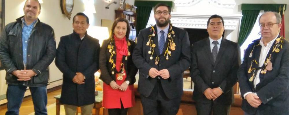 La Diputación de Ávila lamenta el fallecimiento del alcalde de Paracho, asesinado cerca de su casa