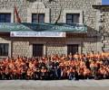 Foto de El presidente de la Diputación señala que las agrupaciones de voluntarios de Protección Civil son un