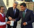 Foto de La Diputación de Ávila agradece a Cruz Roja su labor social en el Día de la Banderita