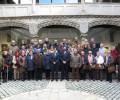 Foto de La Asociación de la tercera edad Santísima Trinidad visita la Diputación de Ávila