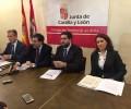 Foto de El Plan de Empleo Agrario para Ávila invierte más de dos millones de euros para contratar a 371 trabajadores eventuales agrarios en 43 municipios de la provincia para realizar proyectos