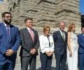Foto de El presidente de la Diputación plantea flexibilizar la Ley de Estabilidad Presupuestaria