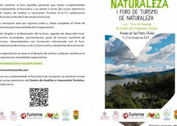 La naturaleza centra un foro de turismo organizado por la Diputación de Ávila en Arenas de San Pedro (2º Fotografía)