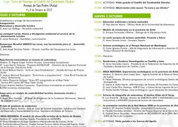 La naturaleza centra un foro de turismo organizado por la Diputación de Ávila en Arenas de San Pedro (3º Fotografía)