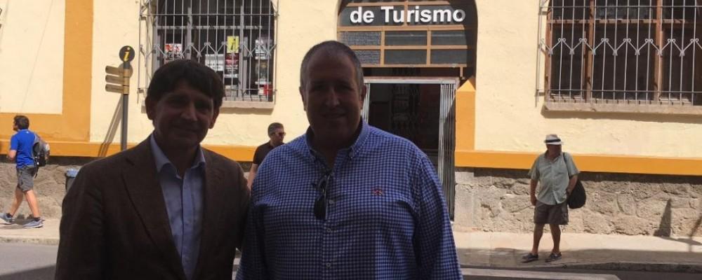 La Diputación de Ávila facilita este año la apertura de una treintena de oficinas de turismo en la provincia