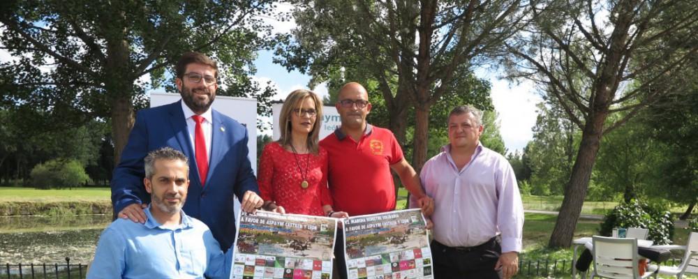 La VI Marcha Ecuestre Solidaria a favor de Aspaym en San Bartolomé de Pinares recaudará fondos para el nuevo centro de la asociación