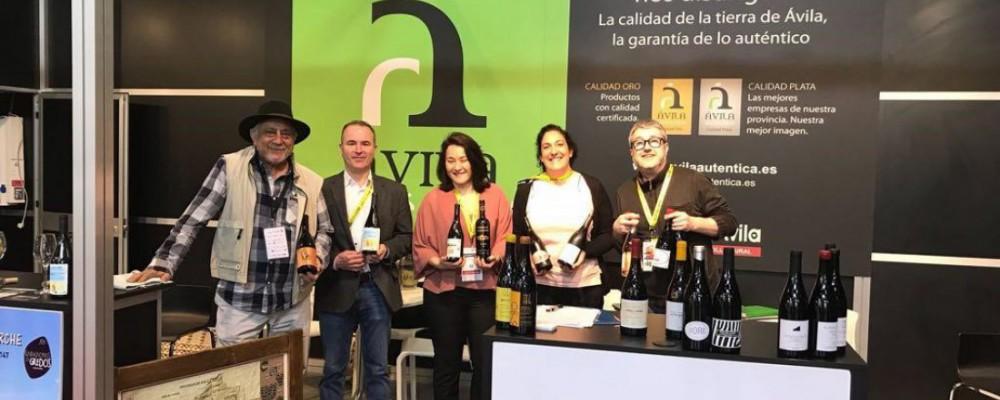 Ávila Auténtica muestra desde hoy en Alimentaria la calidad de los productos agroalimentarios de la provincia
