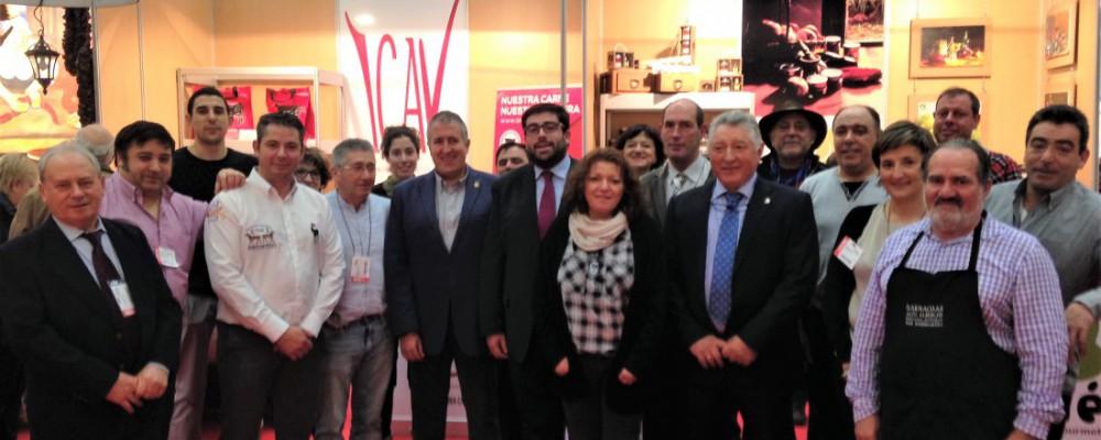 Ávila Auténtica llevará a Gustoko los productos agroalimentarios de la provincia a través de 15 empresas