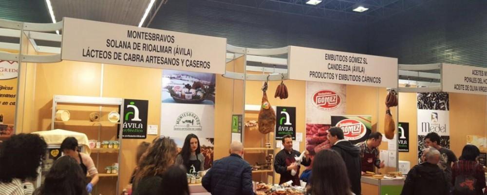 La Diputación realiza un balance positivo de la presencia de Ávila Auténtica en Gustoko por las ventas y contactos realizados