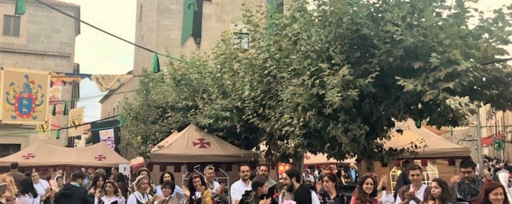 Ávila Auténtica realiza un balance positivo de su paso por el Mercado Medieval al mostrar productos de máxima calidad de la provincia
