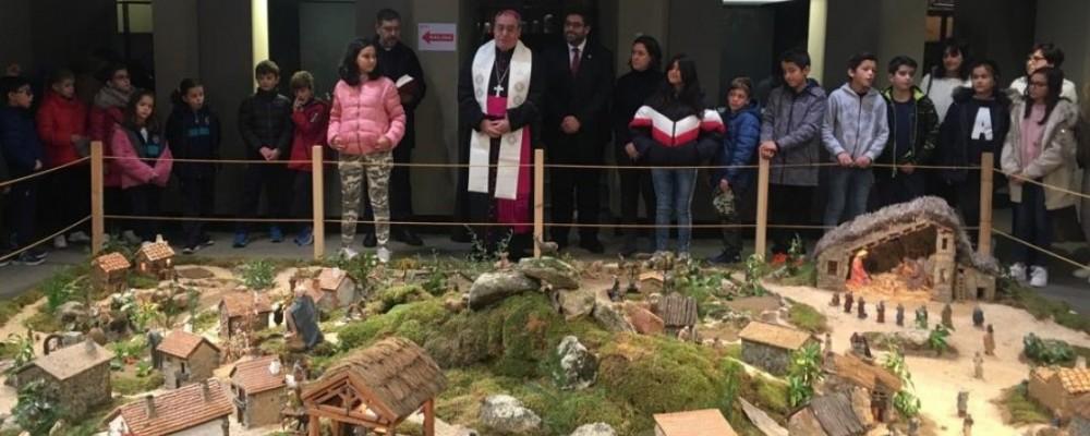 La Diputación de Ávila inaugura el Belén Provincial con más de 200 piezas