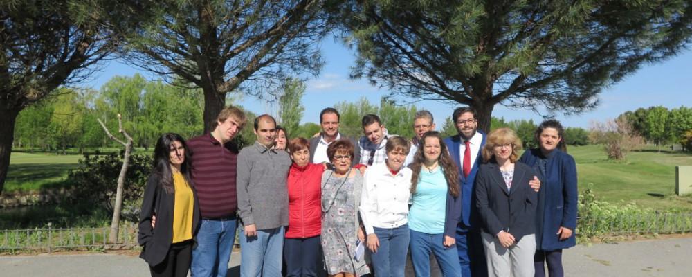 La Diputación destaca iniciativas de integración como el Campus Casa Grande de Martiherrero con monitores con discapacidad intelectual