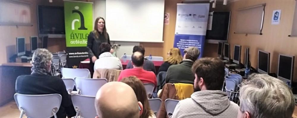 Un centenar de personas se forma en emprendimiento con los talleres del Club del Emprendedor de la Diputación de Ávila