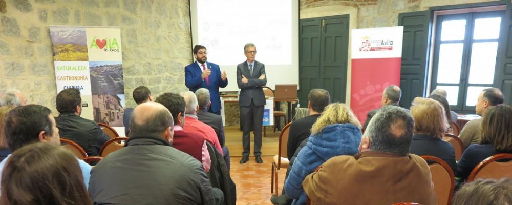 Diputación y Junta formarán en nuevas tecnologías a emprendedores del medio rural para impulsar proyectos empresariales