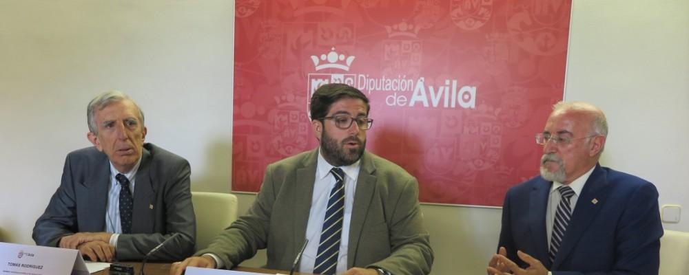 Ávila acogerá el XXXIII Congreso Nacional de Vexilología, en el que se presentará un libro sobre banderas y escudos de la provincia