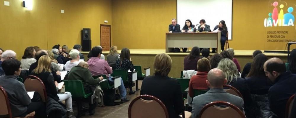 El Consejo Provincial de Personas con Capacidades Diferentes celebra su primer pleno