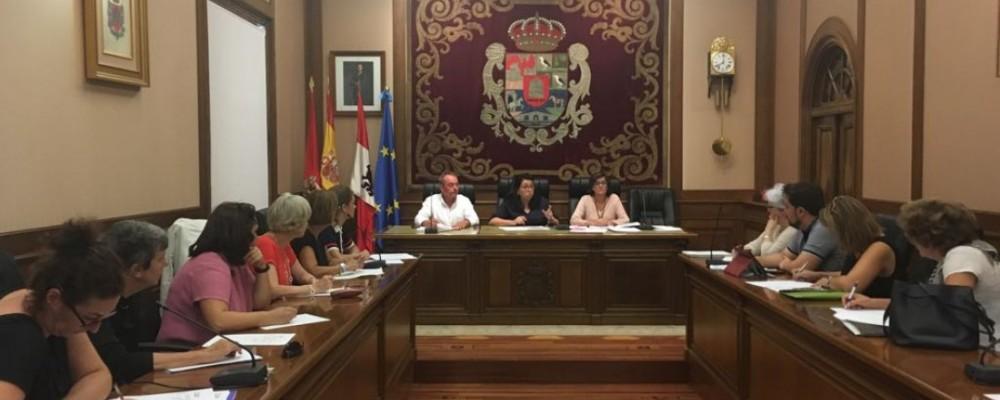 La Diputación de Ávila organiza unos talleres de empleo destinados a mujeres del medio rural