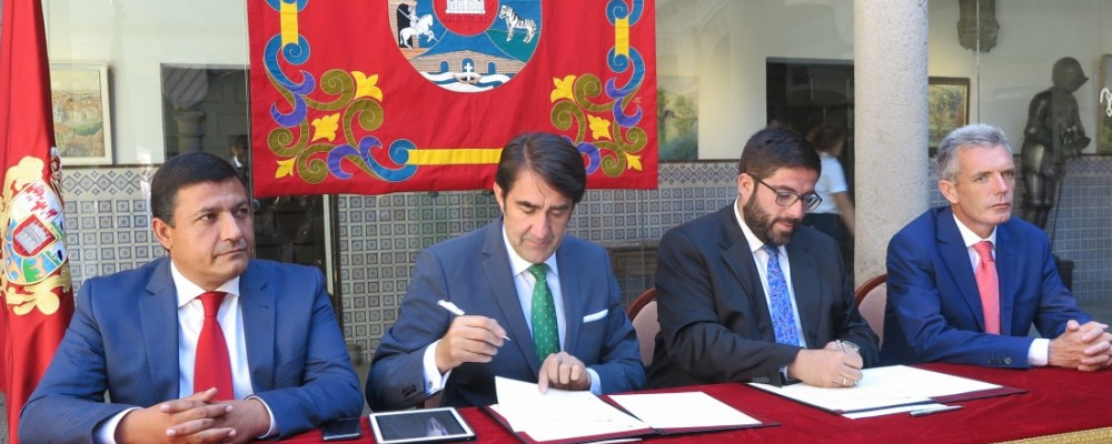 Diputación de Ávila y Junta de Castilla y León ayudarán a redactar las normas urbanísticas a municipios de menos de 500 habitantes