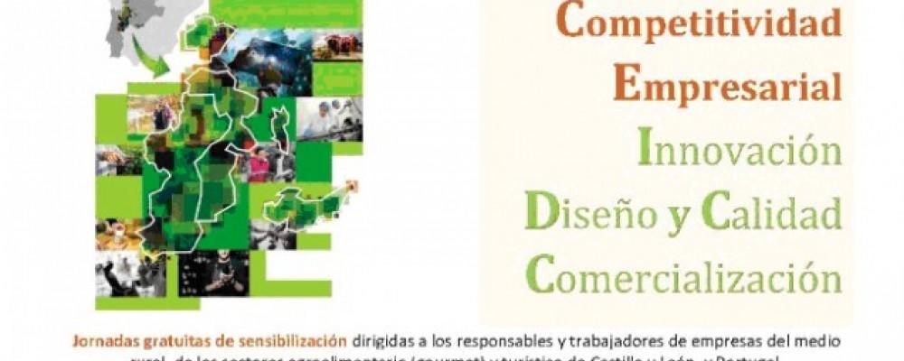 La Diputación de Ávila y el ICE llevan a Arenas de San Pedro una jornada informativa para emprendedores de los sectores agroalimentario y turístico
