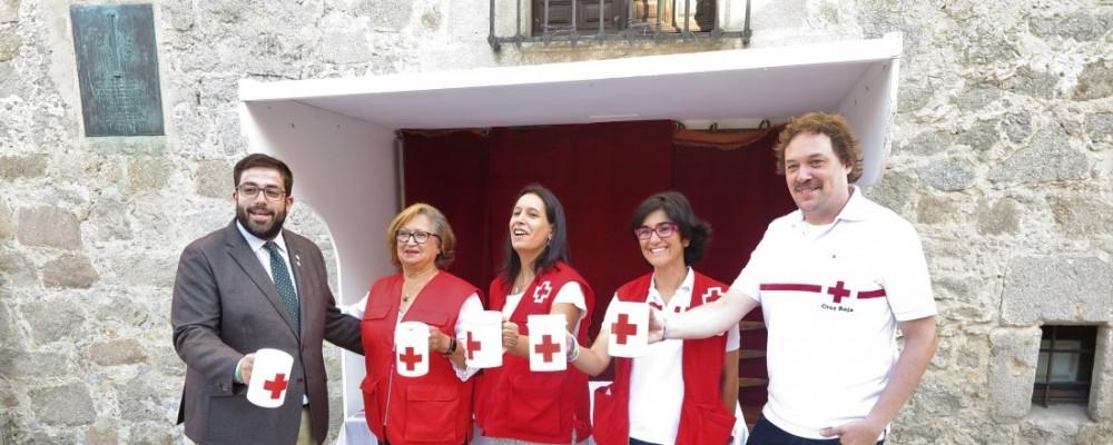 El presidente de la Diputación de Ávila subraya el papel de Cruz Roja en la atención en emergencias y a colectivos necesitados
