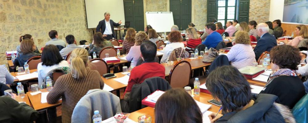 La Diputación de Ávila acerca en un curso la nueva Ley de Contratos del Sector Público a medio centenar de participantes de toda España