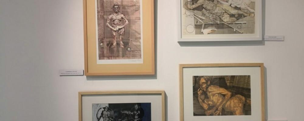 Las exposiciones itinerantes de la Diputación de Ávila llevan a Raúl Romero y 8 formas de hacer arte a Muñogalindo y Arenas de San Pedro
