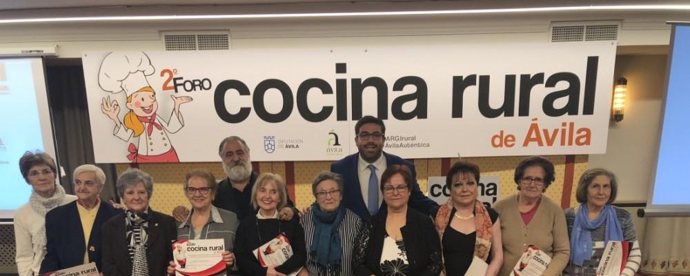 El II Foro de la Cocina Rural anima a maridar los sectores agroalimentario y hostelero de Ávila para poner en valor la cocina tradicional