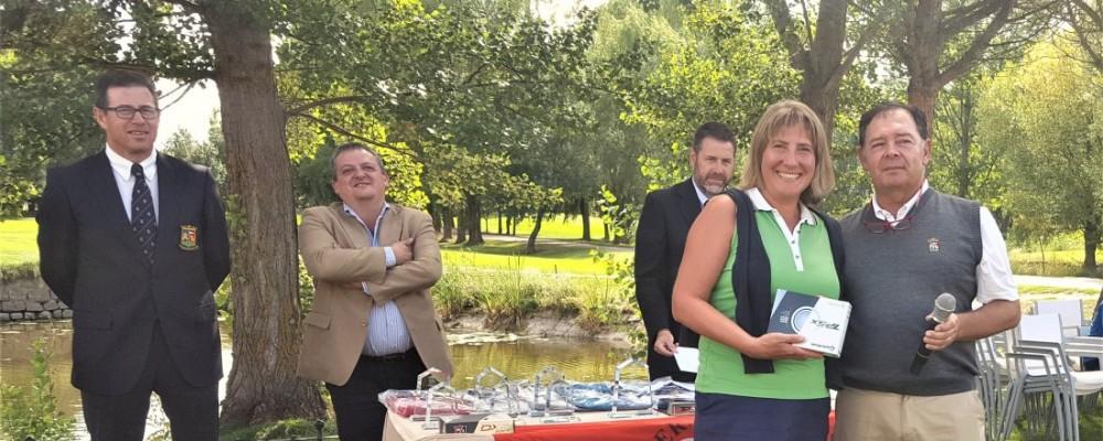 El III Campeonato Regional de Castilla y León reúne a cerca de 80 jugadores en el campo de golf de Naturávila