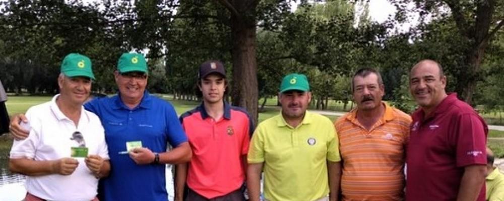 El campo de golf El Fresnillo acoge a 85 jugadores en el Torneo BP