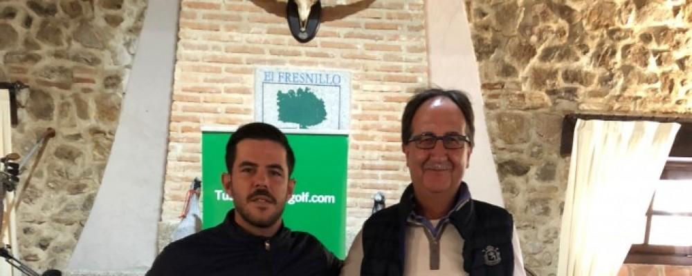 Más de 70 jugadores se reúnen en Naturávila en el 'Circuito Tus Torneos de Golf 2018'