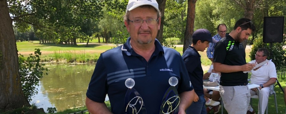 El V Open Naturávila Golf proclama campeón al abulense Florentino Nuño
