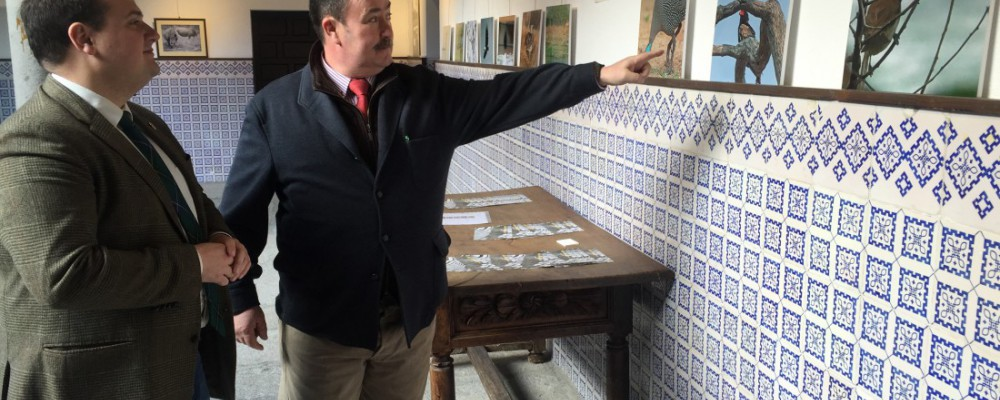 La muestra fotográfica 'África', en el Torreón de los Guzmanes, inaugura el año expositivo de la Diputación de Ávila