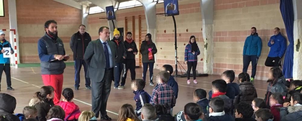 La Diputación de Ávila pone en marcha una nueva temporada del programa de Juegos Escolares con más de 2.600 inscripciones