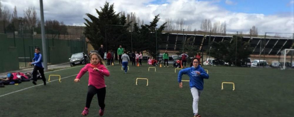 Los Juegos Escolares celebran una doble jornada de competiciones este fin de semana