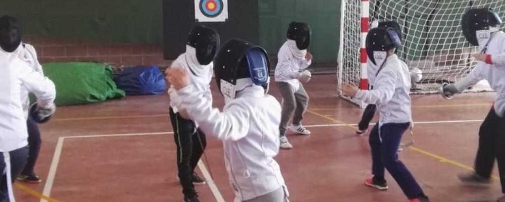 Cerca de 300 alumnos de la provincia se dan cita este fin de semana en los Juegos Escolares de la Diputación de Ávila