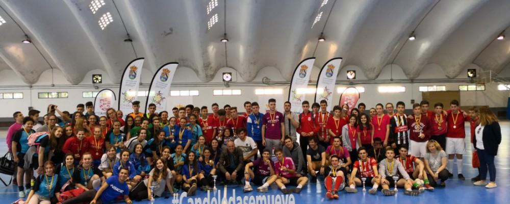Ávila y El Barco de Ávila se llevan la final provincial de fútbol sala de los Juegos Escolares