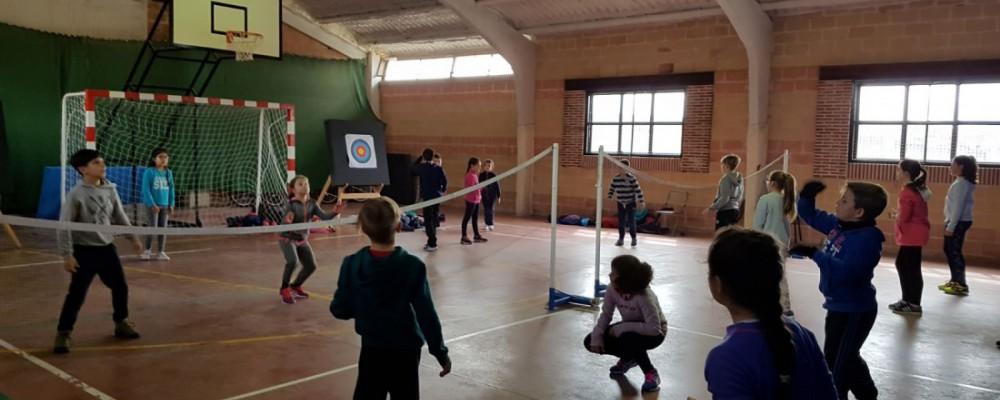 Los Juegos Escolares reunirán a cerca de 300 alumnos este fin de semana