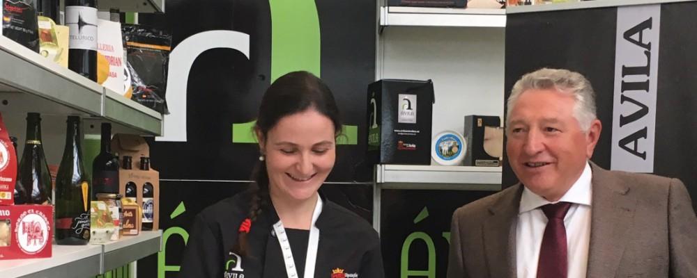 La Diputación de Ávila acude a Madrid Fusión para promocionar los productos agroalimentarios de la provincia a través de la marca Ávila Auténtica