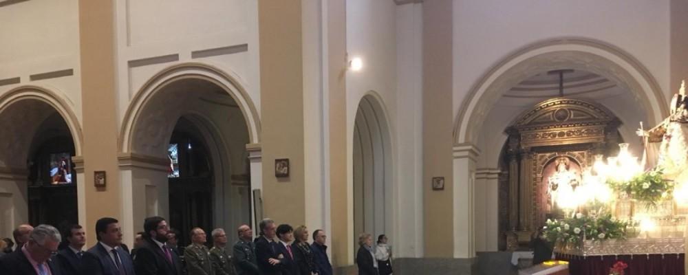 La Diputación de Ávila ofrece una celebración eucarística con motivo de la festividad de Santa Teresa de Jesús