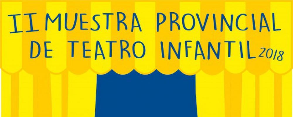 La II Muestra Provincial de Teatro llevará tres representaciones infantiles a Arenas de San Pedro