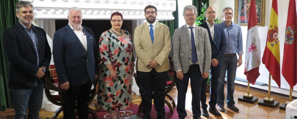 Luxemburgo se fija en la provincia de Ávila para impulsar iniciativas turísticas sostenibles