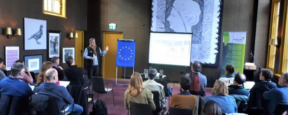 La Diputación de Ávila conoce buenas prácticas desarrolladas en otros países para el proyecto Night Light