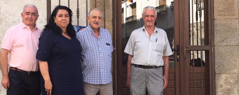 La Diputación de Ávila contribuye a la mejora y equipamiento de más de 140 hogares de mayores en la provincia
