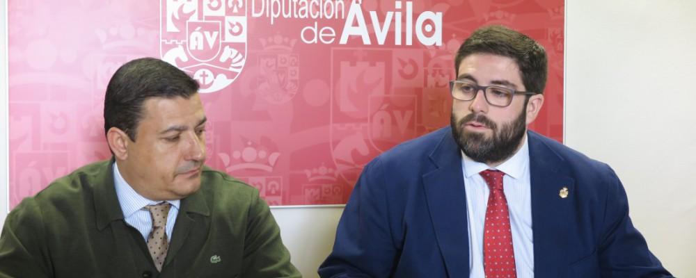 La Diputación de Ávila destina 300.000 euros a los ayuntamientos para la contratación de auxiliares de desarrollo rural