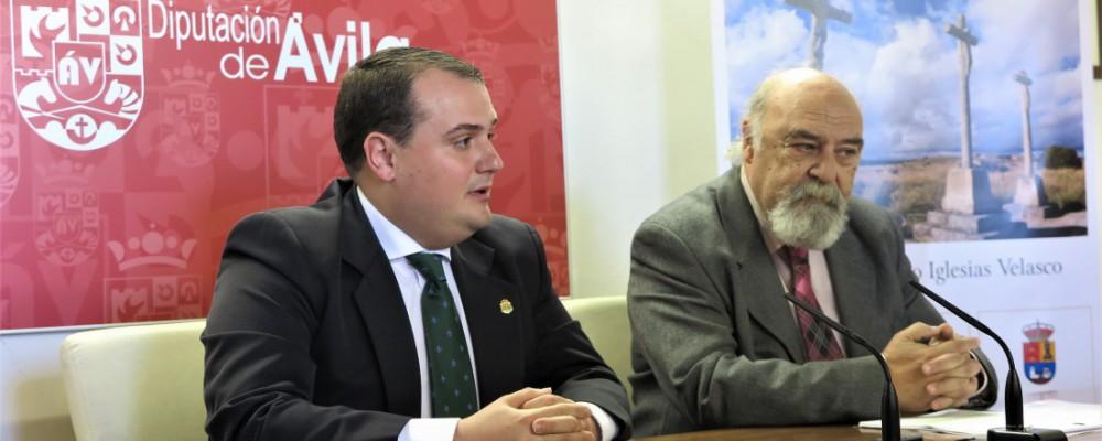 La Diputación de Ávila acerca la Semana Santa de la provincia en un ciclo de conferencias