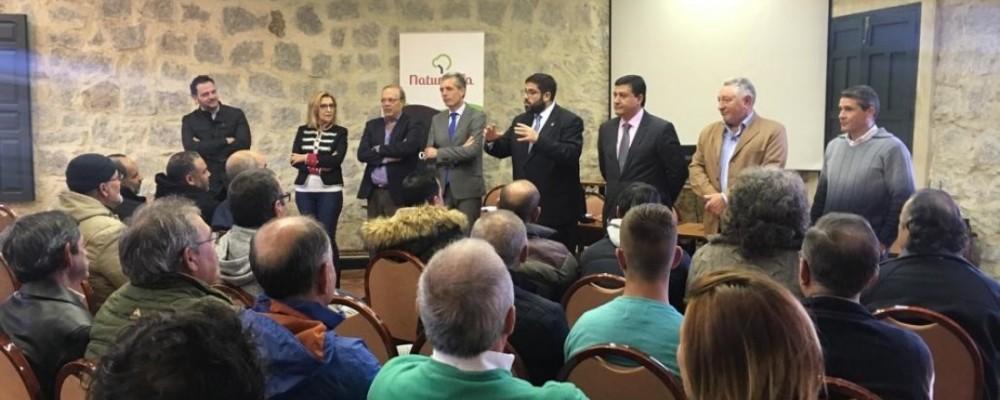 El Plan de Empleo Forestal de Diputación de Ávila y Junta de Castilla y León interviene en 3.000 hectáreas de todos los municipios de la provincia